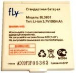 Fly M140 (BL3801) 1000mAh Li-ion (усиленная)