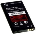 Fly DS115 (BL3801) 1300mAh Li-ion (усиленная)