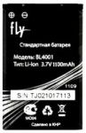 Fly DS170 (BL4001) 1100mAh Li-ion (усиленная)
