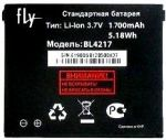 Fly E190 (BL4217) 1700mAh Li-ion (усиленная)