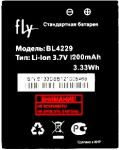 Fly E133 (BL4229) 1200mAh Li-ion (усиленная)
