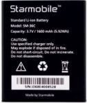 Starmobile Diamond S2 (SM-36C) 1900mAh Li-ion (усиленная)