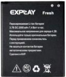 Explay (Fresh) 2300mAh Li-ion (усиленная)